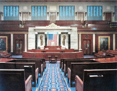 House of Representatives Chamber